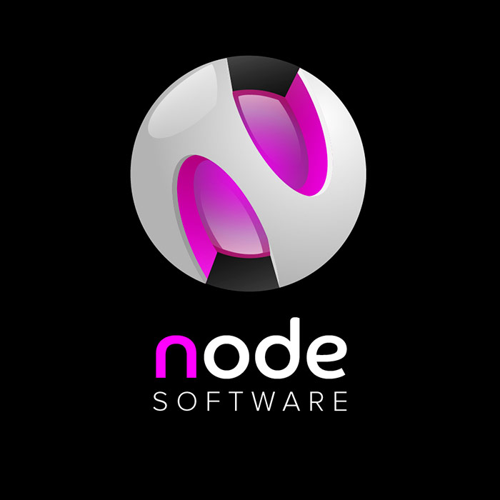 node software logo design